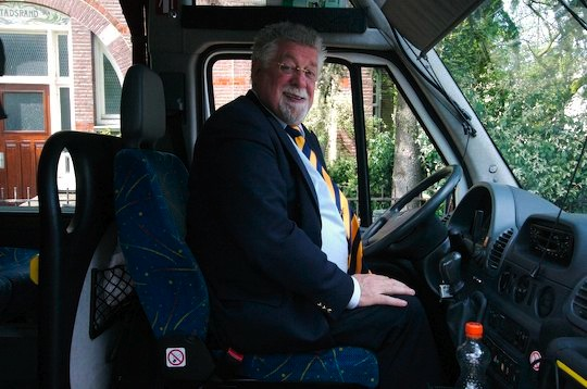 Your bus driver.