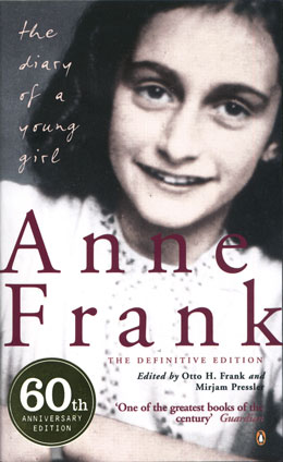 26 comments on Anne Frank House - anne-frank-book-cover