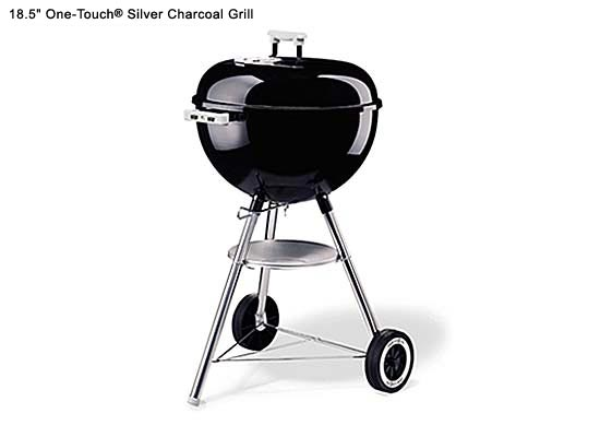 weber charcoal bbq grill review jeff werner. Black Bedroom Furniture Sets. Home Design Ideas