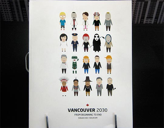 Book for Vancouver 2030