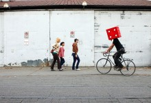 Dice Man bikes. An ongoing collaborative project with Andreas Brændhaugen, started 2005.