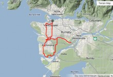 Classic Vancouver Cycling Routes