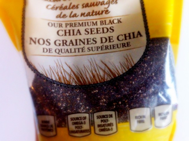 Chia seeds are pretty packed per serving with 'good' calories, but are they worth the money?