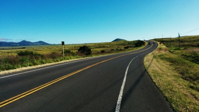 Road Cycling the Big Island