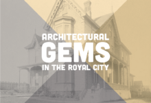 Architectural Gems Exhibit