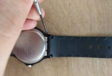 Casio MQ-24 series watch battery replacement